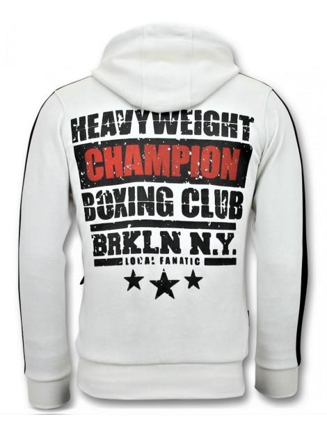 Local Fanatic Trainingsvest iron mike tyson boxing 11-6244W large