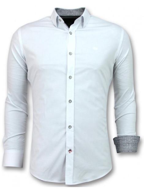 Tony Backer E slim fit overhemden 3034 large