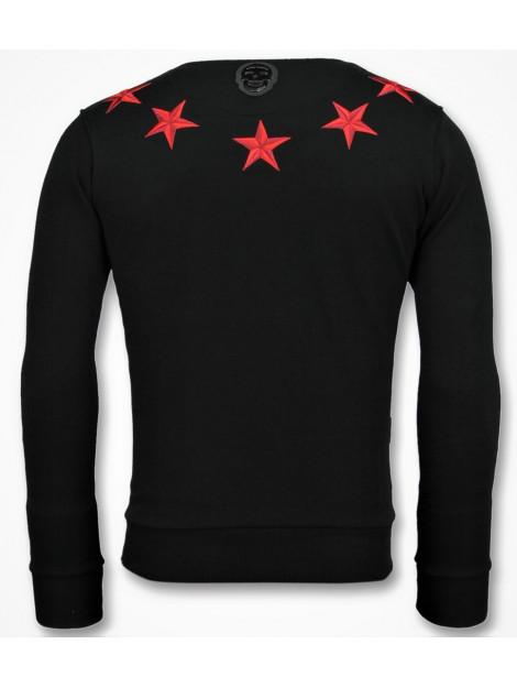 Local Fanatic Five stars sweater 11-6354Z large