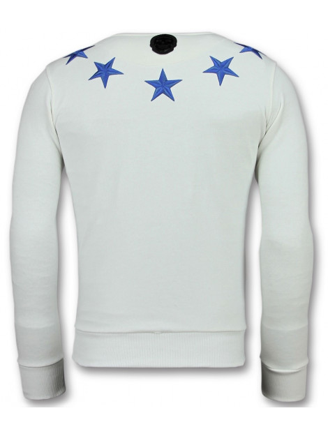Local Fanatic Five stars sweater 11-6354W large
