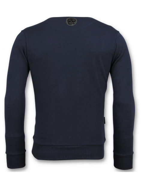 Local Fanatic Icons vertical coole sweater 11-6353N large