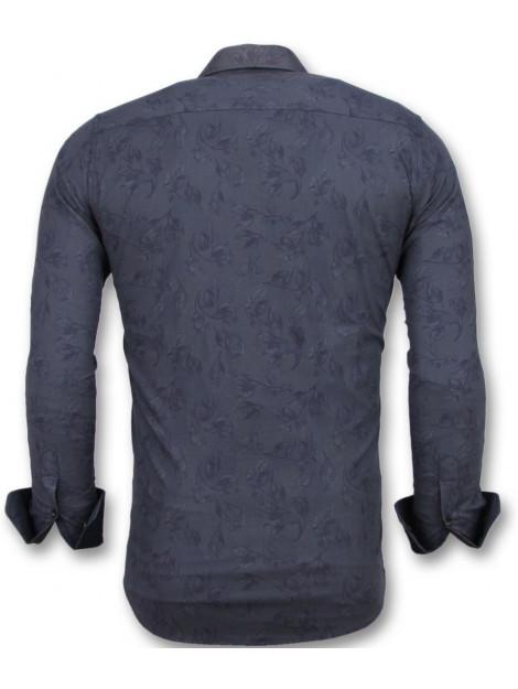 Tony Backer Bloemen e overhemden 3005 large