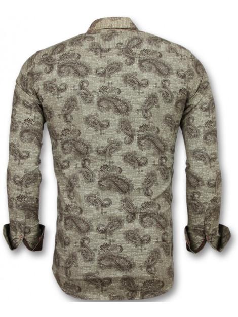 Tony Backer E slim fit 3001 large