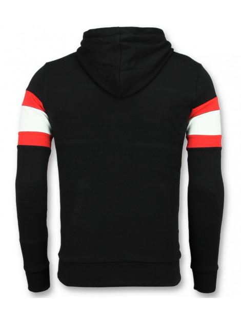 Enos Sweater met capuchon hoodie F-7515 large