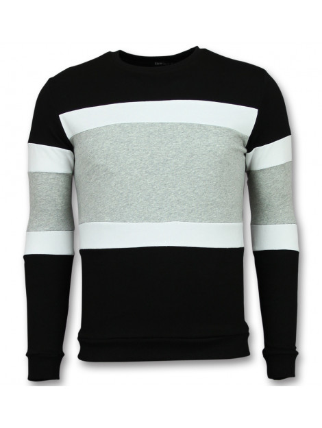Enos Striped sweater mens online streep truien F-7662GZ large