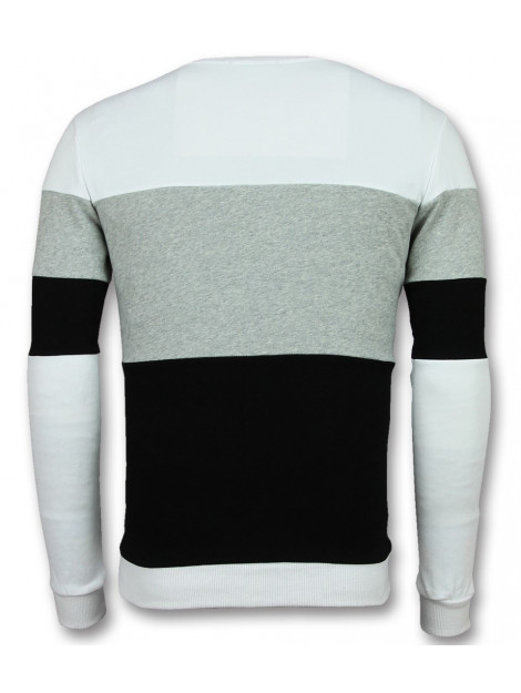 Enos Striped sweater online streep truien F-7605WG large