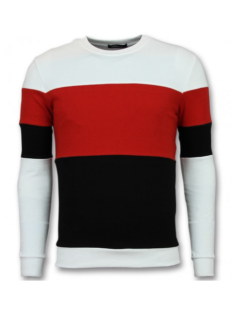 Enos Sweater online streep truien F-7605WR large
