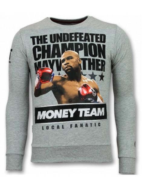 Local Fanatic Mayweather trui floyd sweater 11-6297G large