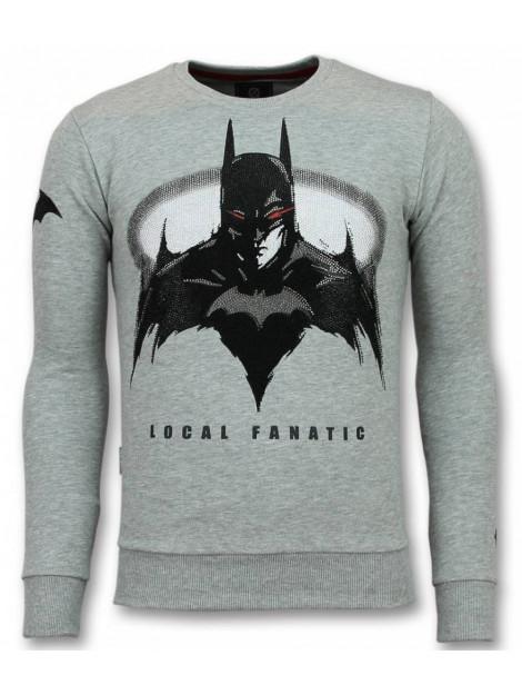 Local Fanatic Batman trui batman sweater 11-6295G large
