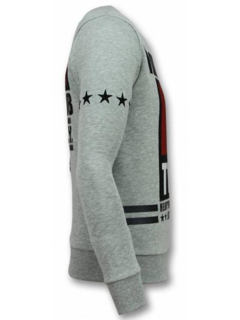 Local Fanatic Mike tyson trui iron mike sweater 11-6306G large