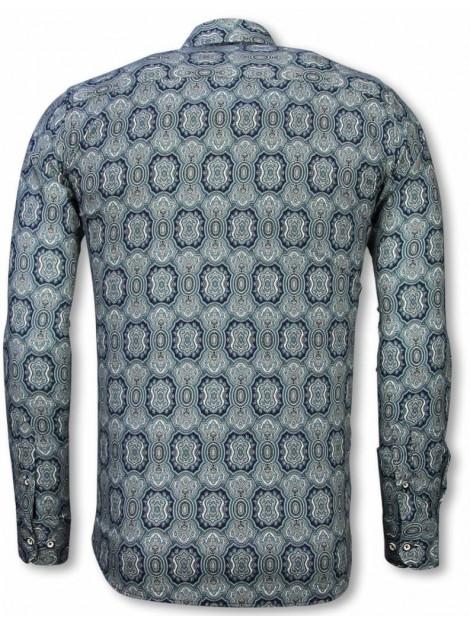 Tony Backer E overhemden slim fit 2057B large