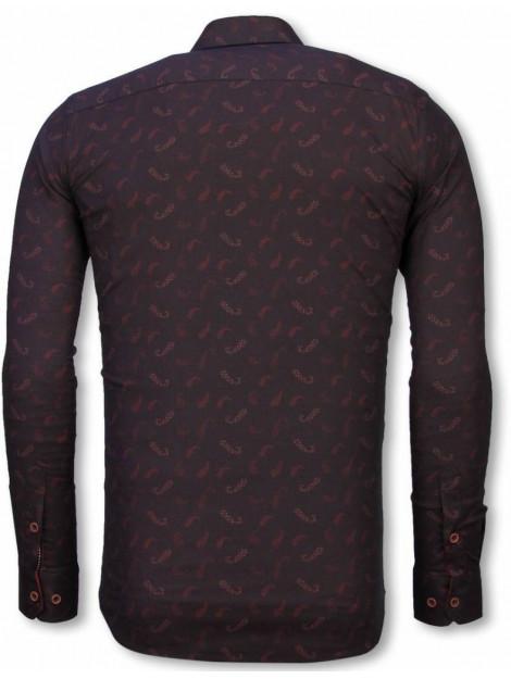 Tony Backer E overhemden slim fit 2053B large