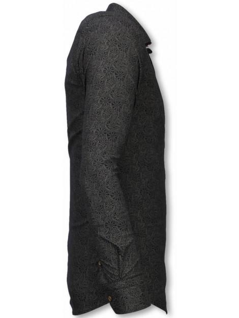 Tony Backer E overhemden slim fit 2052B large