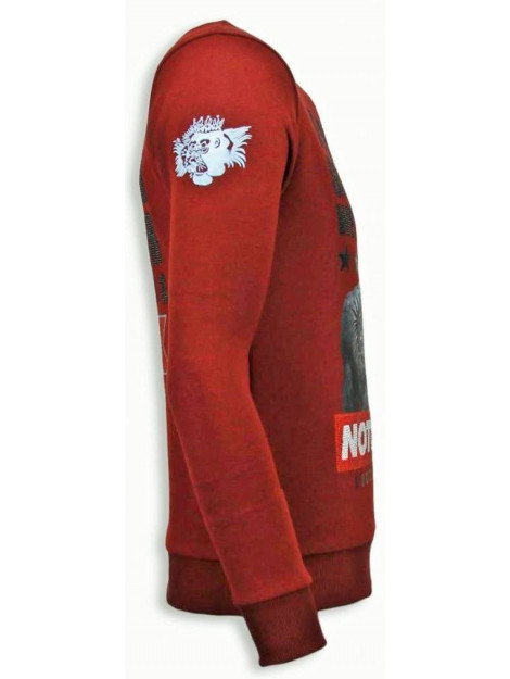 Local Fanatic Conor mcgregor rhinestone sweater 5913B large