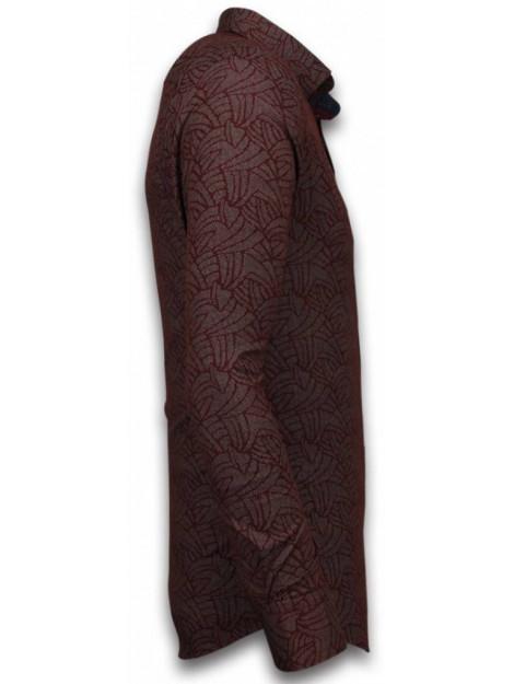 Tony Backer E overhemden slim fit 2033 large