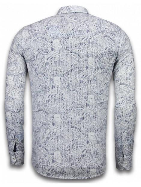 Tony Backer E overhemden slim fit 2031 large