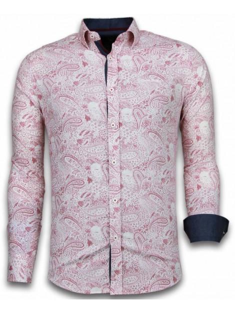Tony Backer E overhemden slim fit 2030 large