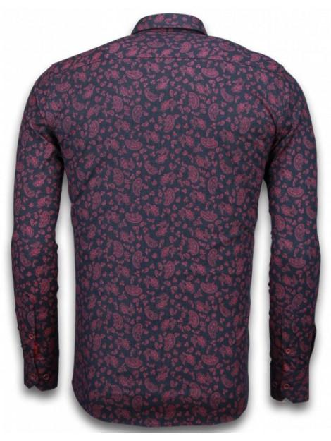 Tony Backer E overhemden slim fit 2022 large
