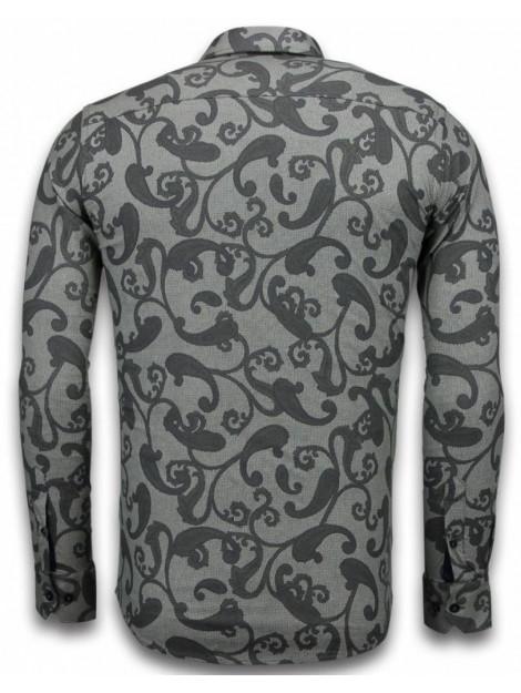 Tony Backer E overhemden slim fit 2037 large