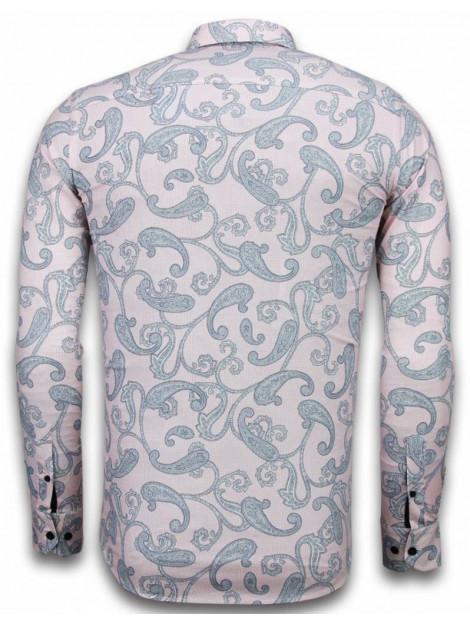 Tony Backer E overhemden slim fit 2038 large