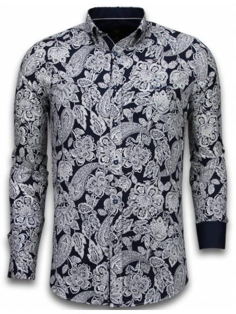 Tony Backer E overhemden slim fit 2017N large