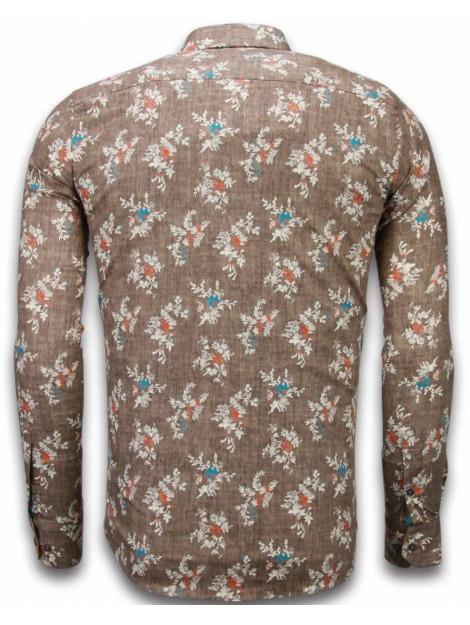 Tony Backer E overhemden slim fit 2016Br large