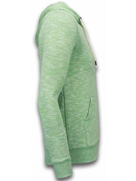 Enos Casual vest melange zen fleece FF-505GR large