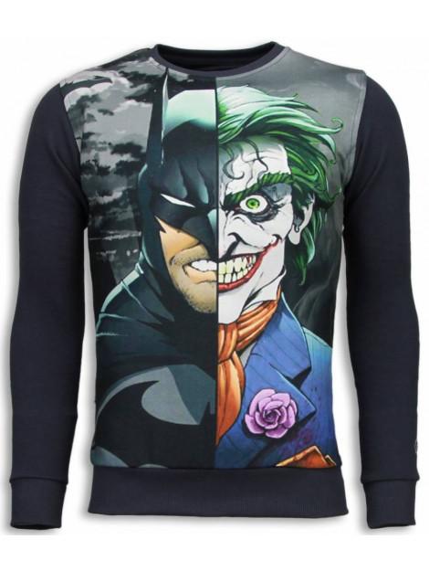 Local Fanatic Bad joker sweater 5793G large
