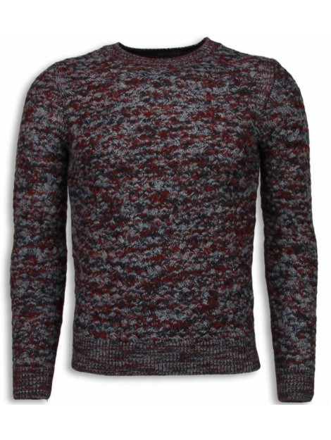 Enos Gebreide trui color trui long sleeve 5006G large