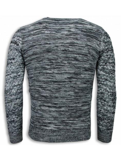 Enos Gebreide trui color trui long sleeve M-1690-1G large