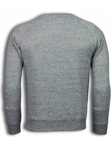 Enos Basic fit crewneck sweater FF-5026G large