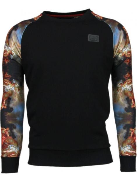 Local Fanatic Mythologie arm motief sweater 5102Z large