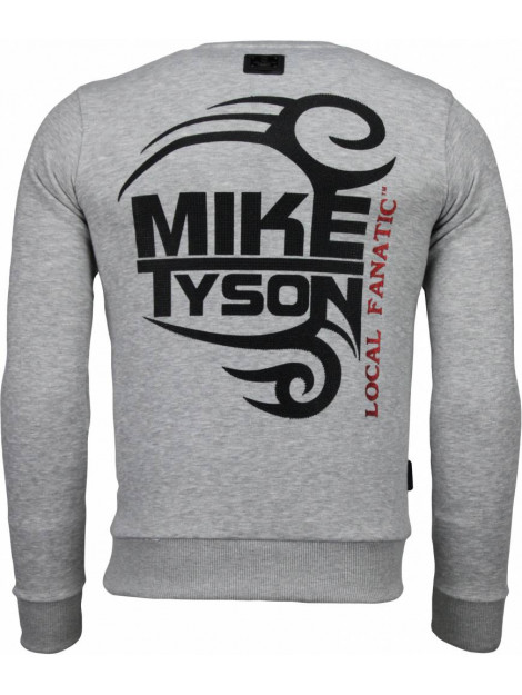 Local Fanatic Mike tyson rhinestone sweater 4786G large