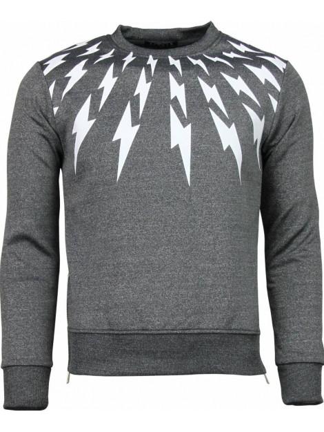Justing Thunder sweater H-8813DG large