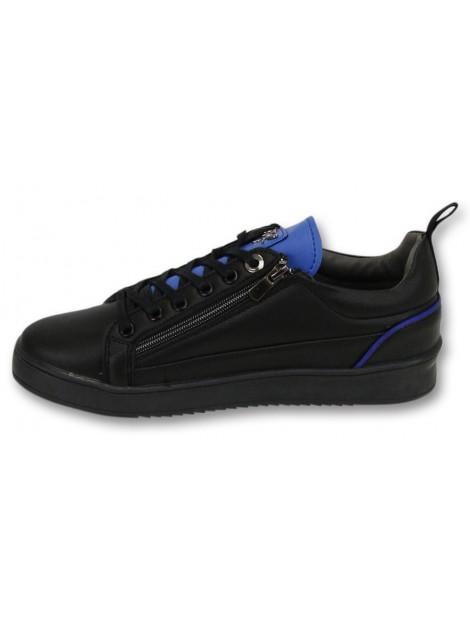 Cash Money Sneakers maximus black blue CMS97 large