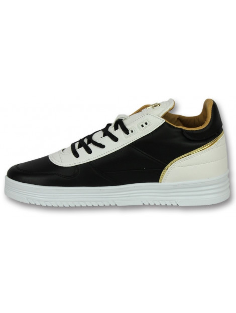 Cash Money Schoenen online sneaker luxury black white CMS72 large
