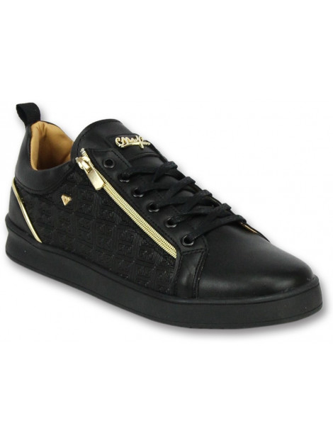 Cash Money Sneakers schoenen maya full black CMP97 large