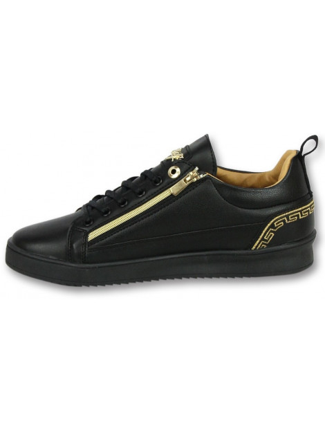 Cash Money Sneaker schoenen cesar full black CMS97 large