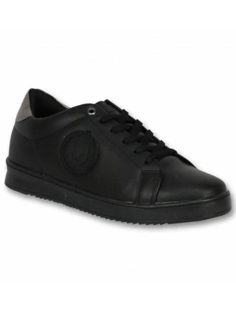 Cash Money Schoenen sneaker tiger black CMS16 large