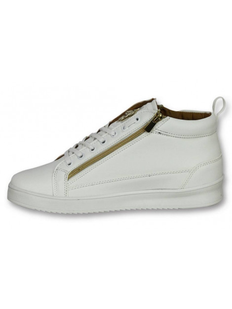 Cash Money Schoenen sneaker bee white gold CMS98 large