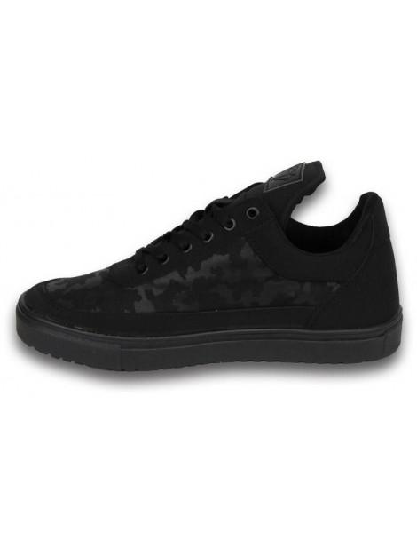 Cash Money Schoenen sneaker low camouflage side CMS11-Z large