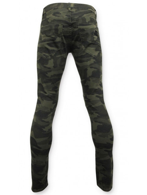 True Rise Army stretch jeans spijkerbroek 3020-18 large