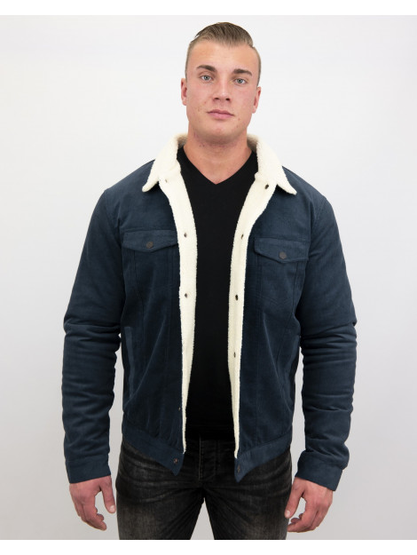 Tony Backer Spijkerjas trucker jack 820-3 large