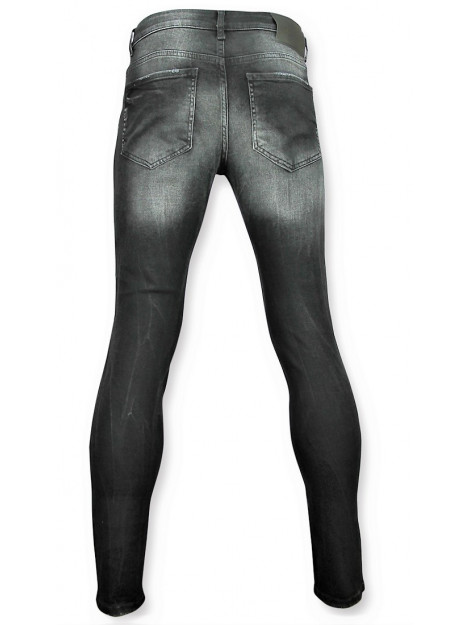 Justing Skinny jeans met patches 059 59 large