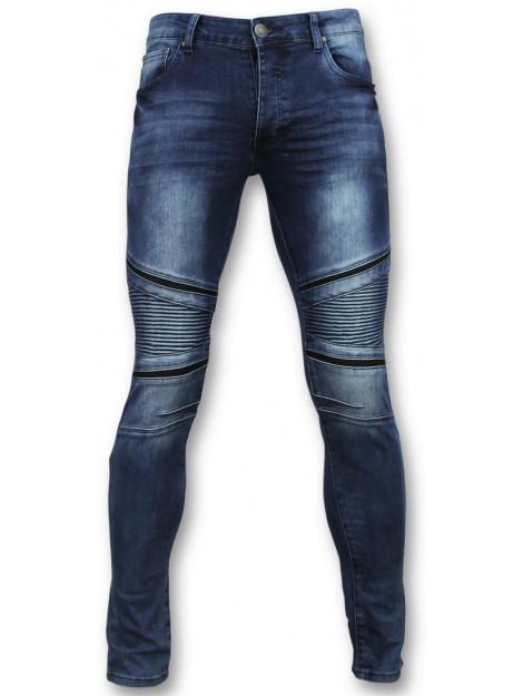True Rise Strakke jeans biker jeans 3009 large