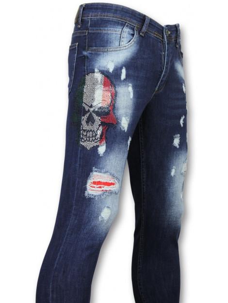 Mario Morato Skinny jeans spijkerbroeken 1514 large