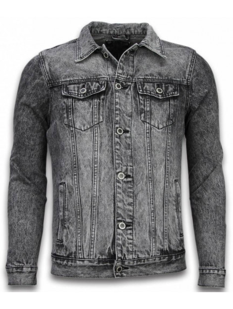 Tony Backer Spijkerjasje spijkerjasje denim jacket CA-509#G large