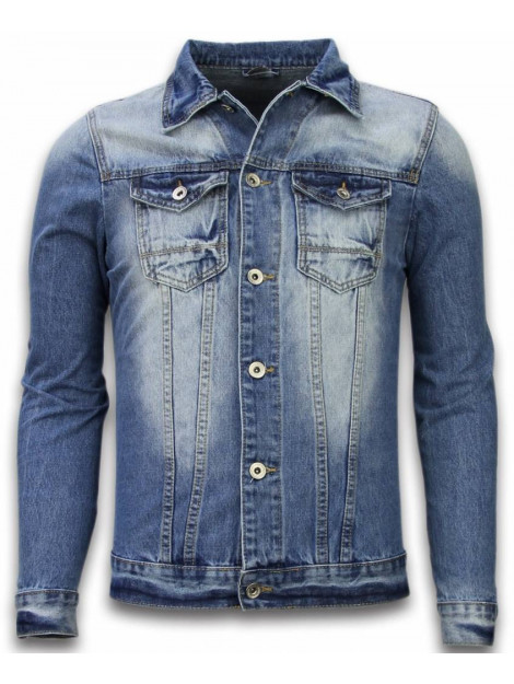 Tony Backer Spijkerjasje spijkerjasje denim jacket CA-506#B large