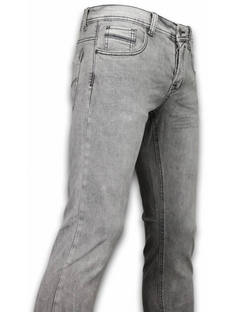 True Rise Basic jeans regular fit casual 5 pocket A-1745 large