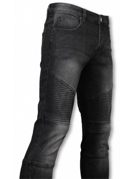 Avenue Basic jeans biker tapered fit C020 large